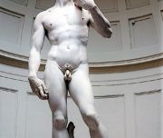 michelangelo's david at accademia gallery florence
