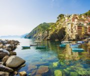 cinque terre sea side cliff village tour