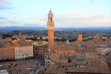siena piazza di campo tour from florence