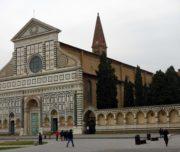 church of Santa Maria Novella Florence walking tour