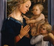 Lippi madonna in uffizi gallery museum guided tour