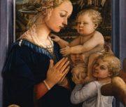 Lippi madonna in uffizi gallery museum guided tour