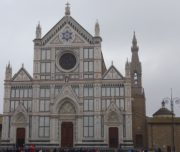 santa croce church florence tour
